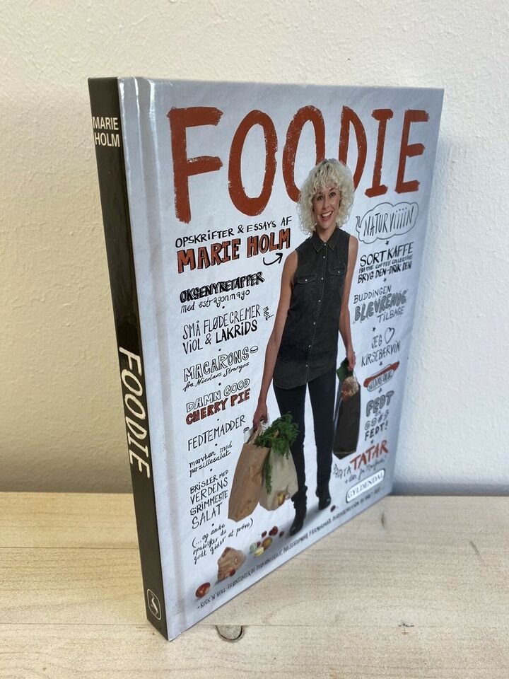 Foodie, Marie Holm, emne: mad og vin