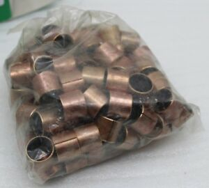 100 Stück INA PTFE Gleitlager-Buchse EGB1615-E40-B-Y wartungsfrei Bronzerücken