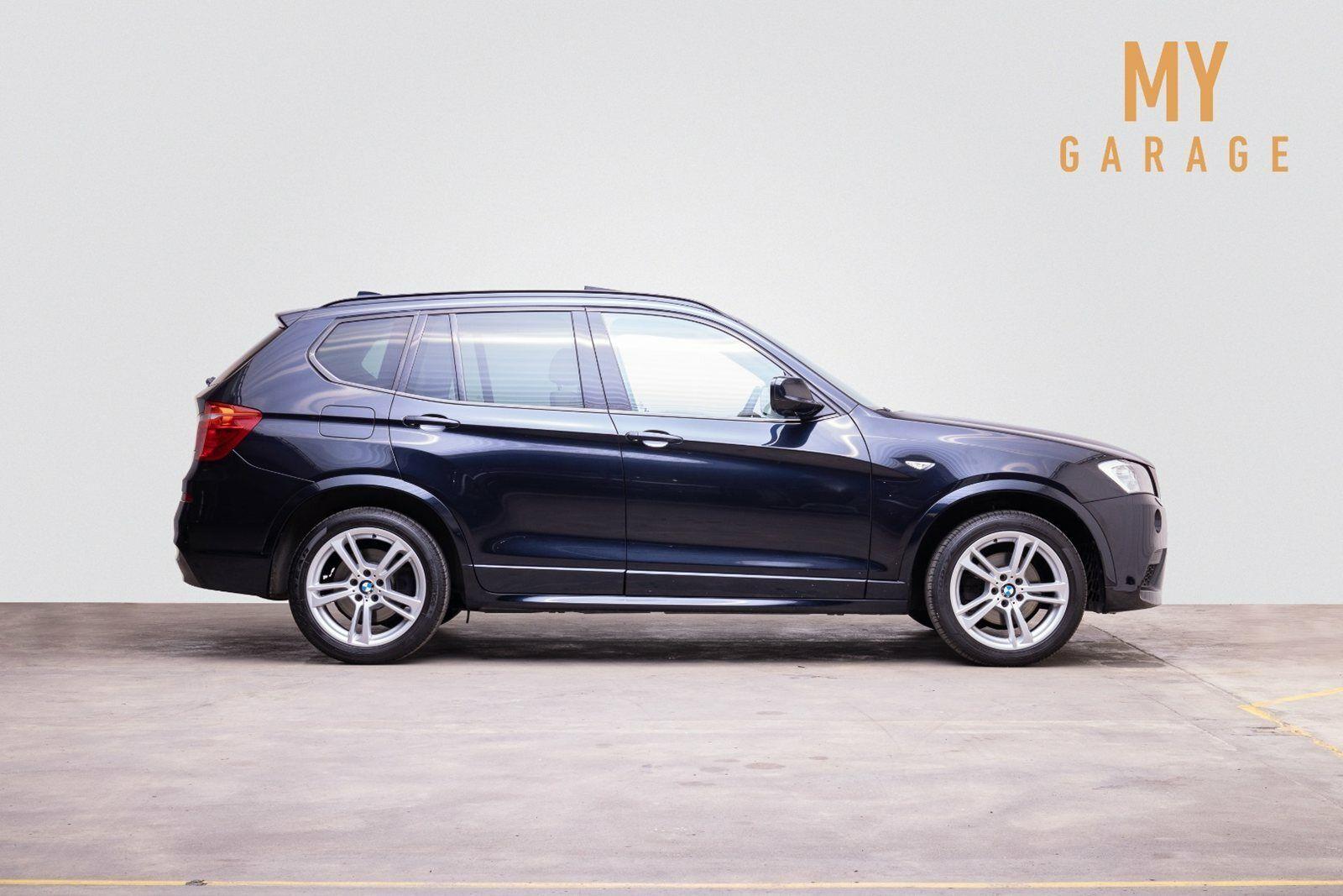 BMW X3 3,0 xDrive35d aut. 5d - 2.895 kr.