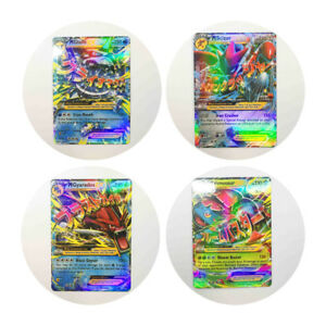 20-piezas-lote-pokemon-ex-Tarjeta-todos-Mega-Holo-Flash-Trading-Cards-Charizard-Venusaur