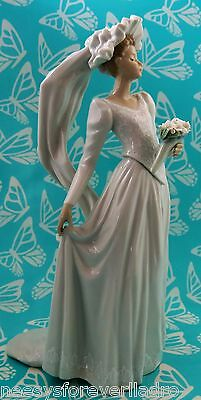 Lladro # 5903 ~ DOWN THE ISLE ~ Bride   *** MIB ***      BUY 1 GET 1 50%OFF