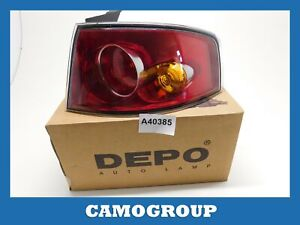 Light Right Side Rear Light Stop Right Depo For SEAT Ibiza 3 Series 2002 2009