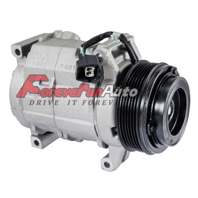 2008 Gmc Acadia Ac Compressor: A/C Compressor For CO 21625C 15926085 07-12 GMC Arcadia