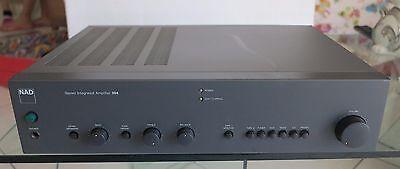 NAD 304, Ampli integrato stereo 35 +35 Watt canale 8-Ω Ingresso Phono Giradischi