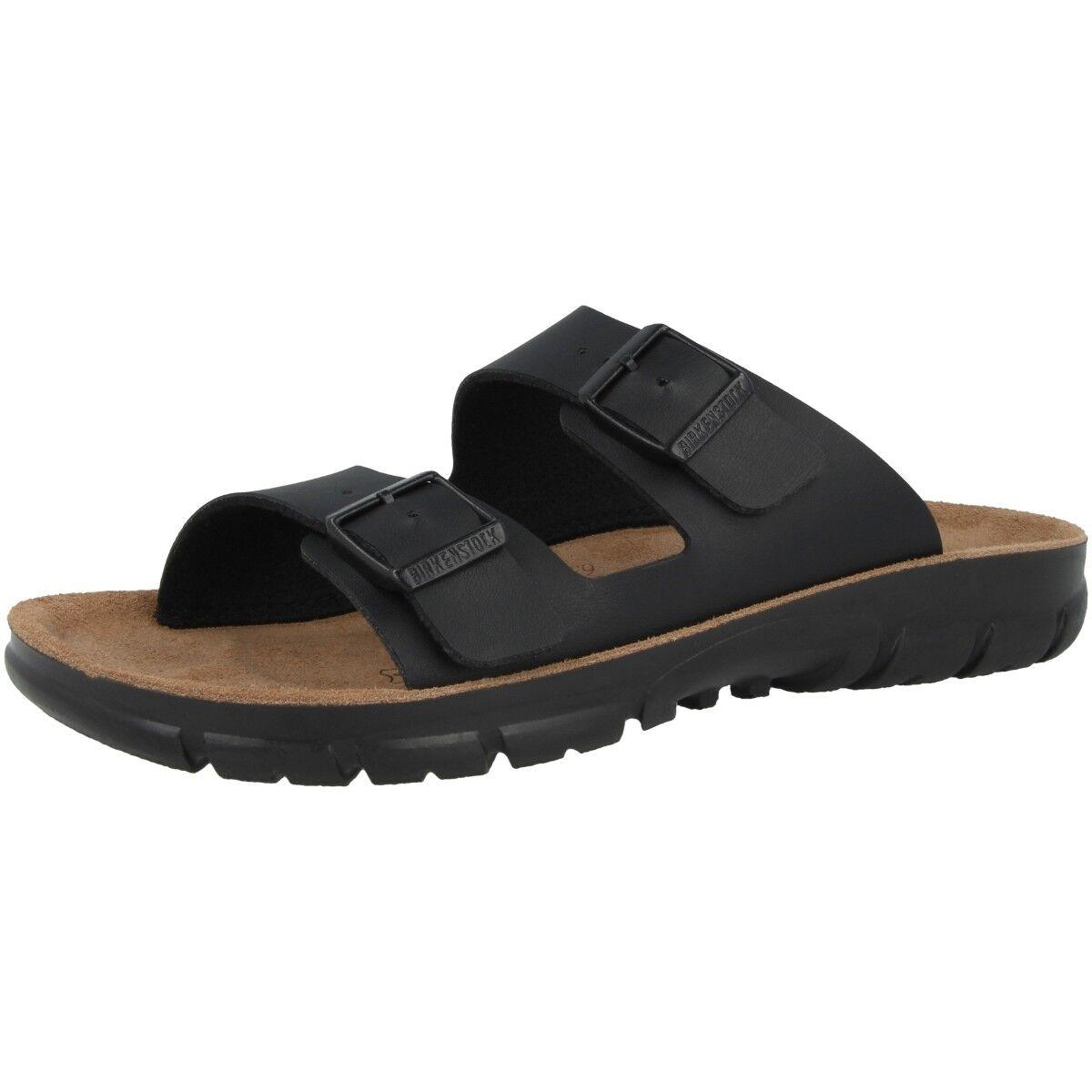 Birkenstock Bilbao Birko-Flor Weichbettung Schuhe Sandalen 520793 Weite schmal