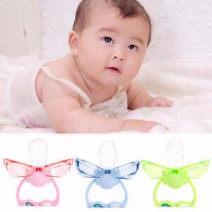 Soin-d-039-Enfant-Silicone-a-la-Sucette-de-Bebe-Accessoire-Enfant-Bebe
