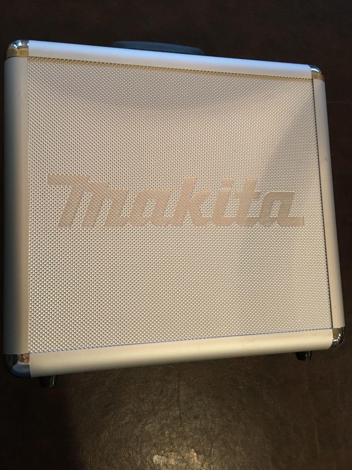 Makita Aluminum Bare Lined Tool Case, Case Only, Brand New, Gun Case