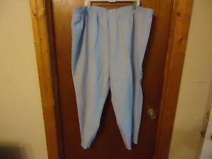 Womens-Mustang-Elastic-Waistband-Size-34WP-Petite-Light-Blue-Pants-034-BEAUTIFUL-P