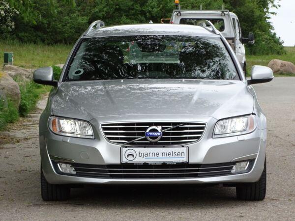Volvo V70 2,0 D4 181 Summum aut. - billede 1