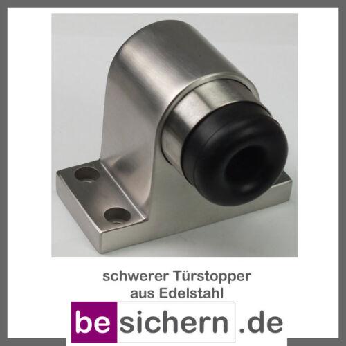 Türstopper Edelstahl für schwere Türen für außen Tür-Stopper 005//589//5