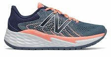 New Balance Women's Fresh Foam Evare Shoes Grey with Pink