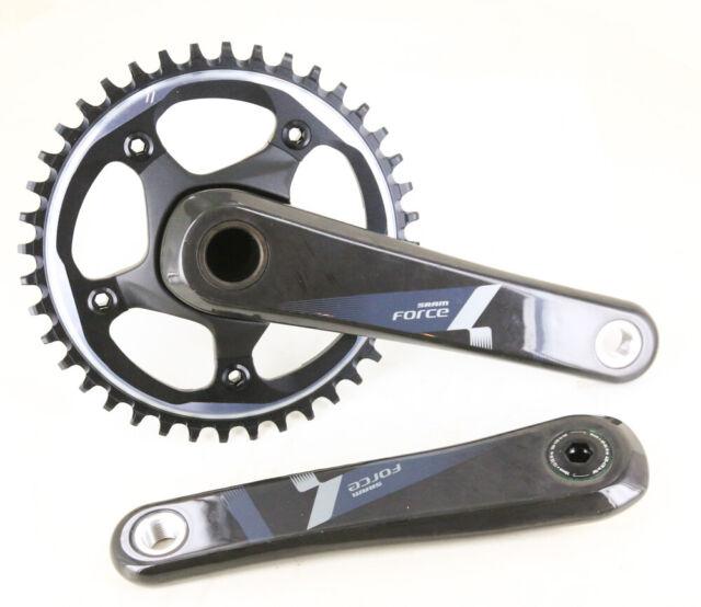 SRAM Force CX Cyclocross 1 x 11s GXP Carbon Road Bike Crankset 170mm 40T NEW