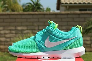 6e8a540d0633 NIKE ROSHERUN NM BR SZ 11.5 LIGHT RETRO WHITE VOLT ROSHE BREEZE ...
