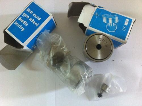 1PCS CF12-1 KR32 Cam Follower Needle Roller Bearing Wheel OD 32MM