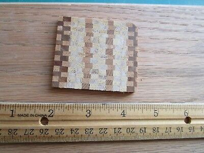 Dollhouse Miniatures Collection of Kitchen Wooden Board
