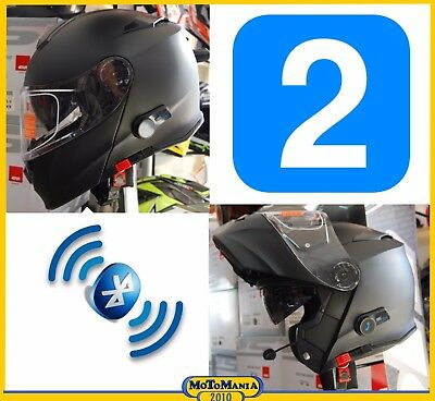CASCO MODULARE DELTA V271 CON INTERFONO BLUETOOTH  />/> INTERFONO INTEGRATO  /</<