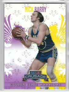 2013-14-Panini-Crusade-Golden-State-Warriors-44-Rick-Barry-49