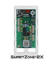 HVAC Zone Control -SmartZone-2X: 2-Zone damper control KIT,Universal Replacement
