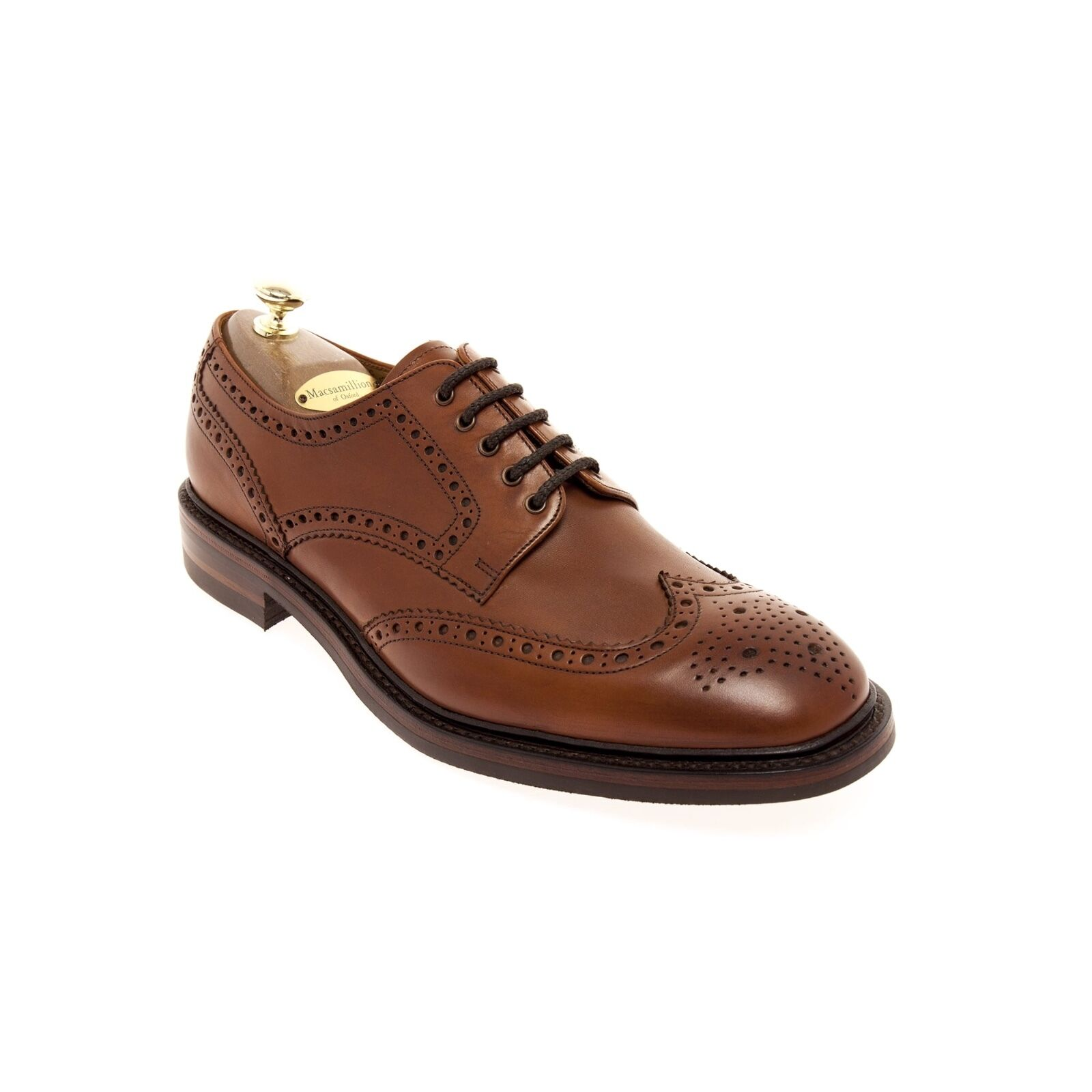 Billig gute Qualität Loake Chester Brogue in Mahogany