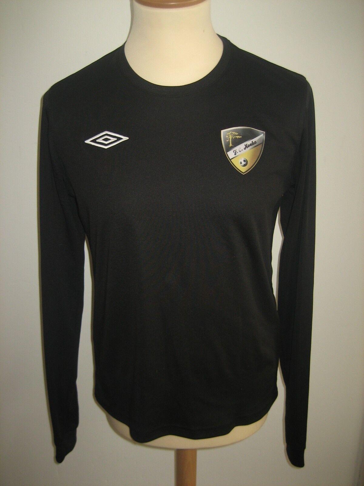 FC Honka MATCH WORN Finland rare football shirt soccer jersey trikot size S