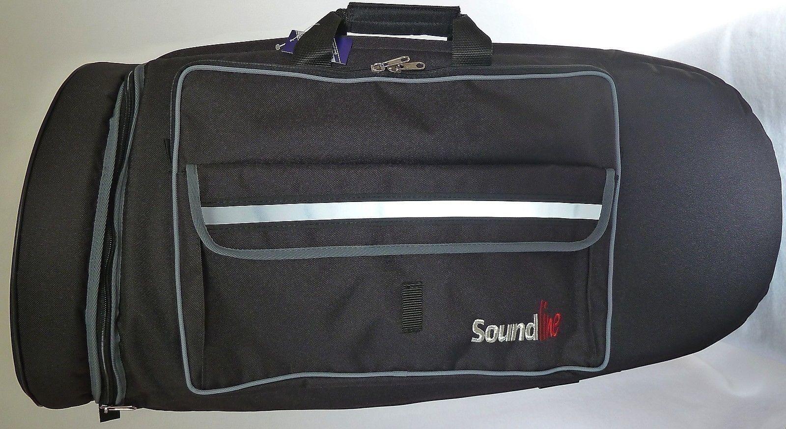 Gig-Bag für Euphonium, Tenor Horn Bariton Straight, fabr.  Pema, Made in Slovakia