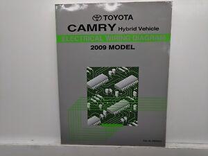 2009 Toyota Camry Hybrid Factory Service Repair Manual ...