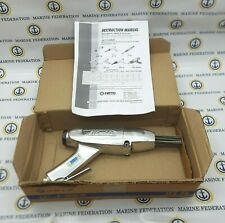 Needle Scaler Jex 24 Nitto Kohki Pneumatic Rust Removal Gun Jet Chisel