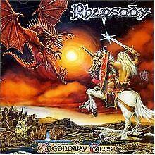Legendary-Tales-von-Rhapsody-CD-Zustand-gut