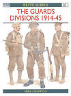 Guards Divisions, 1914-45 by Mike Chappell (Paperback, 1995)