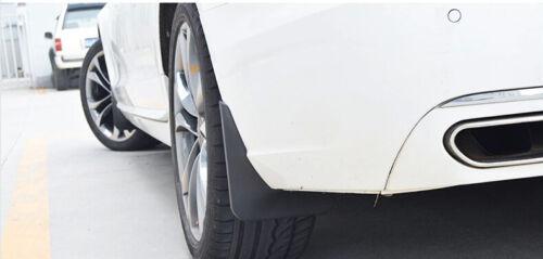 Un desprendimiento protección VW Touran caddy astilla protección schmutzlappen 4 St delante atrás