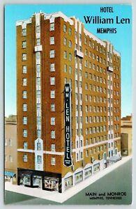 Memphis-Tennessee-Hotel-William-Len-Main-Street-amp-Monroe-Window-Displays-1950s