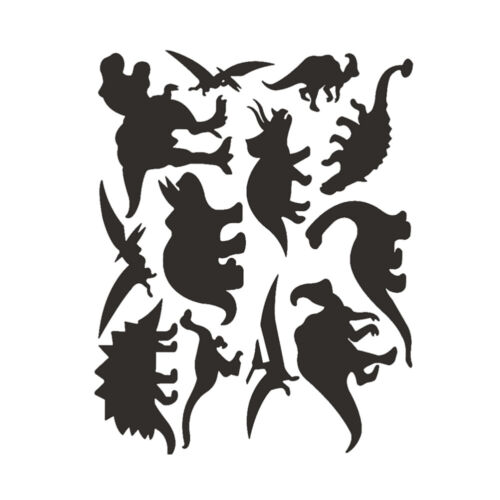 1PC Removable Dinosaurs Wall Sticker Decorative Wallpaper for Living Room Home