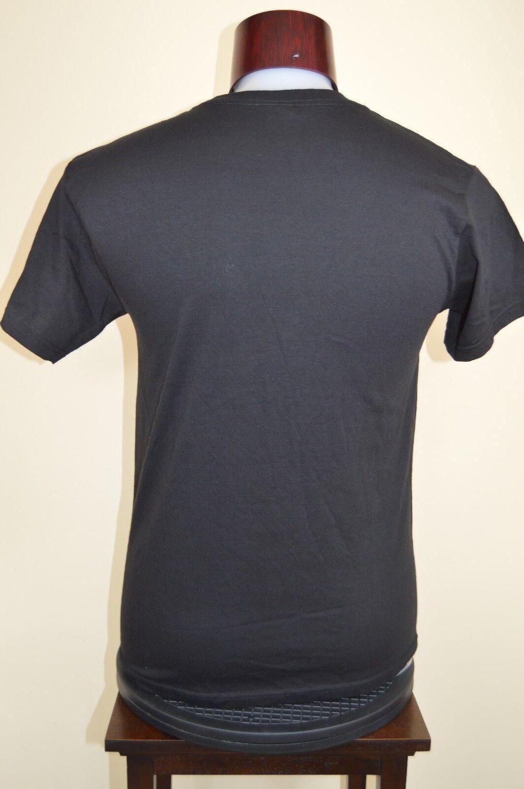 Avenged Sevenfold 2014 Mens M Black Graphic T Shirt sho
