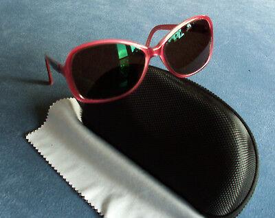 Schicke Nagelneue Gleitsichtsonnenbrille Mit Rechnung Und Brillenpass GroßEs Sortiment