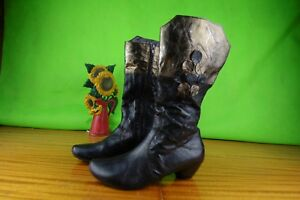 5 Brown 5 gold Think Uk Boots 5 Women's 38 Size zdw18n5q