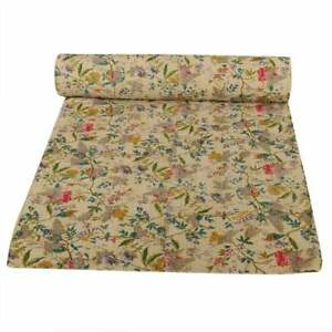 Paredise-Baby-quilt-Handmade-Throw-Reversible-Blanket-Bedspread-Bohemian-quilt
