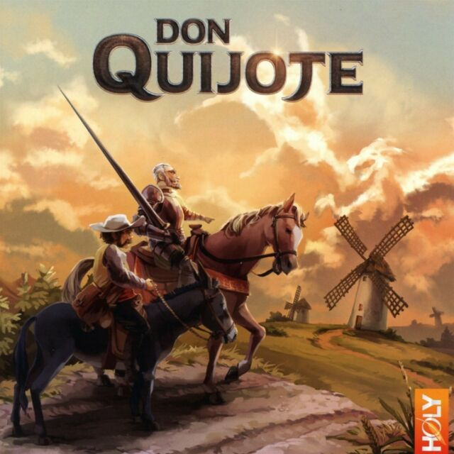 Holy Klassiker 19 - Don Quijote, 1 Audio-CD