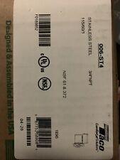 Taco 006 St4 1 Hot Water Circulator Pumpss140 Hp