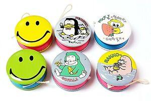 12pc-metal-yoyo-Pinata-toys-kids-party-favor-souvenir-giveaways-present-gadget