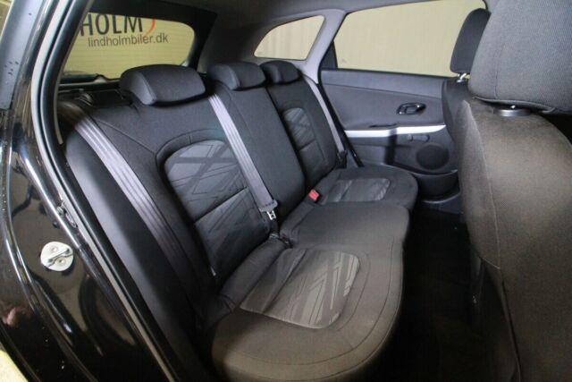 Kia Ceed 1,4 CVVT Style+ Clim SW