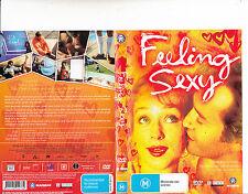 Feeling Sexy-1999-Susie Porter-Australia Movie-DVD