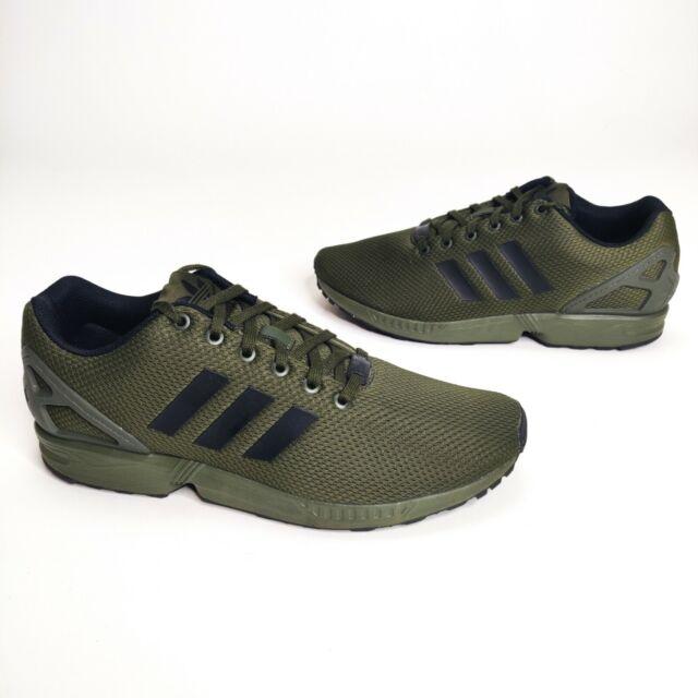 Size 11.5 - adidas ZX Flux Black - B34518 for sale online | eBay