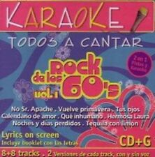 Karaoke Todos a Cantar Exitos De Mana 2 Music CD -cd2 for
