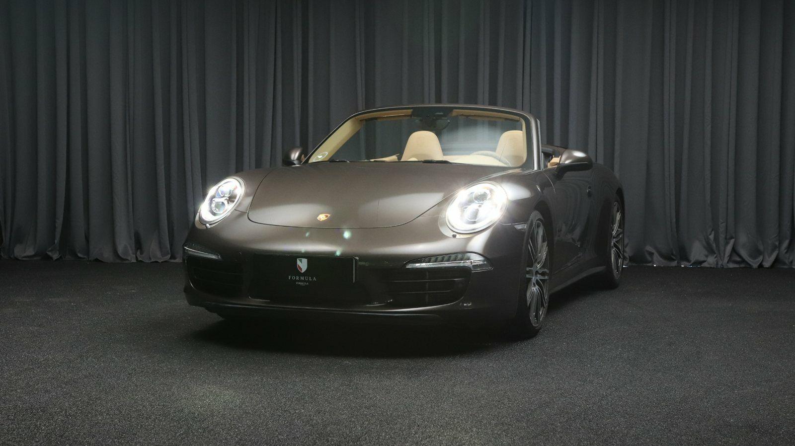 Porsche 911 Carrera 4S 3,8 Cabriolet PDK 2d - 9.375 kr.