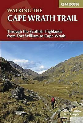 The Cape Wrath Trail by Harper, Iain (Paperback book, 2015)