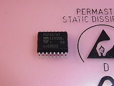 PCF8574T Remote 8-bit I/O expander for I2C-bus Philips SO-16 SMD