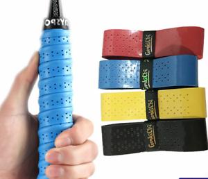 2pcs-SET-Anti-slip-Tennis-Badminton-Squash-Racquet-Over-Grip-Tape-Sweatband-US