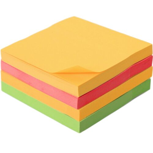 300 SHEET STICKY POST NOTES Remove It Office School Memo Pad Removable Adhesive