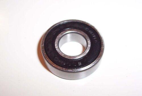 Wheels Mfg 28x12x8mm Evolution 6001 Series-3 Sealed-Cartridge Bearings