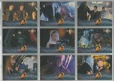 """Farscape Season 3 - """"Behind the Scenes"""" Set of 22 Chase Cards #BTS23-BTS44"""
